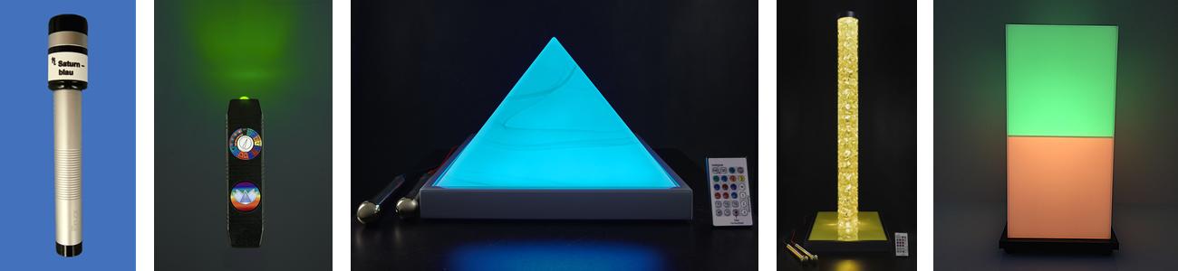 Die Produkte von Cosmic Lights Balancing®