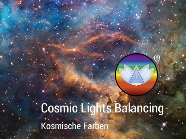 Was sind kosmische Farben?